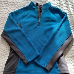 Spyder 1/4 zip sweater